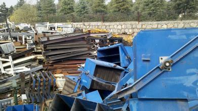 钢结构拆除回收